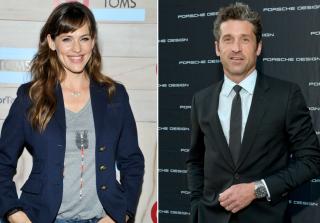 Are Patrick Dempsey & Jennifer Garner Dating? — Report