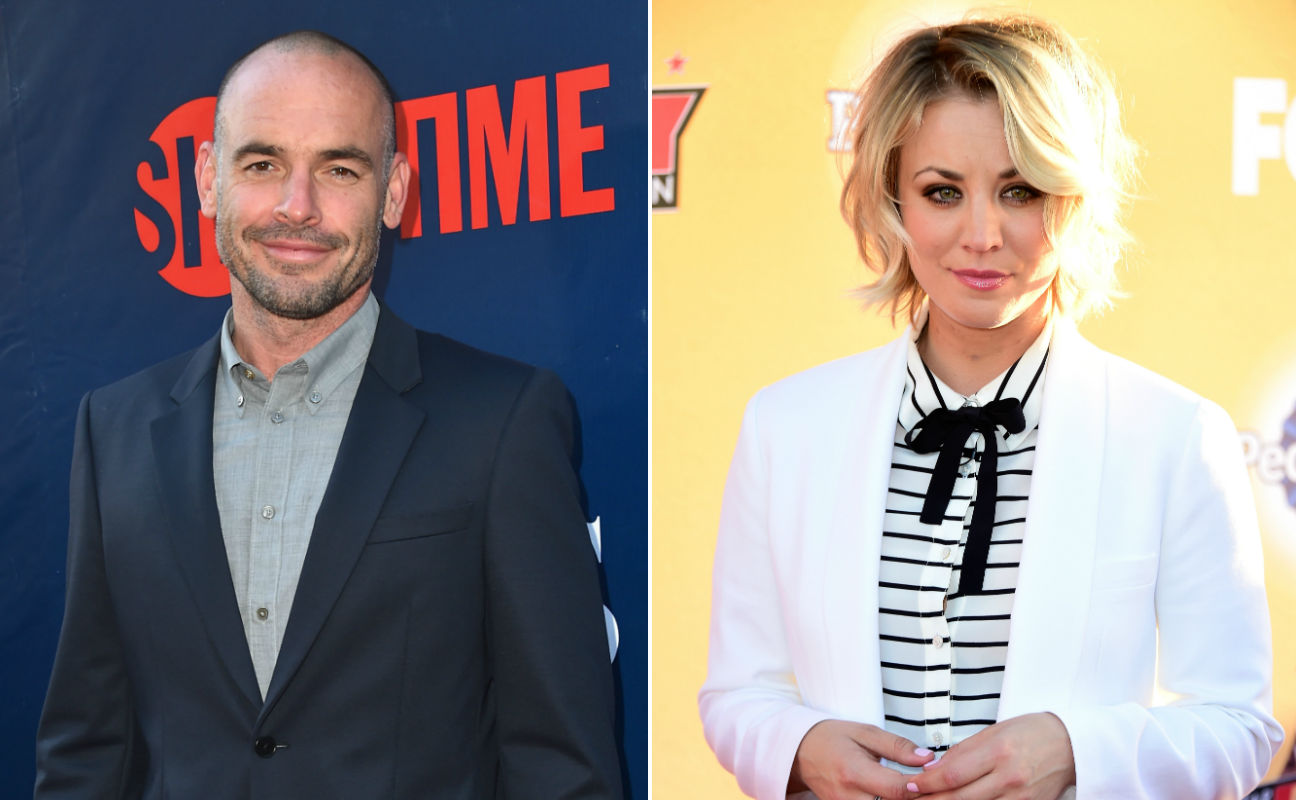 Kaley Cuoco has found her 'horse guy'