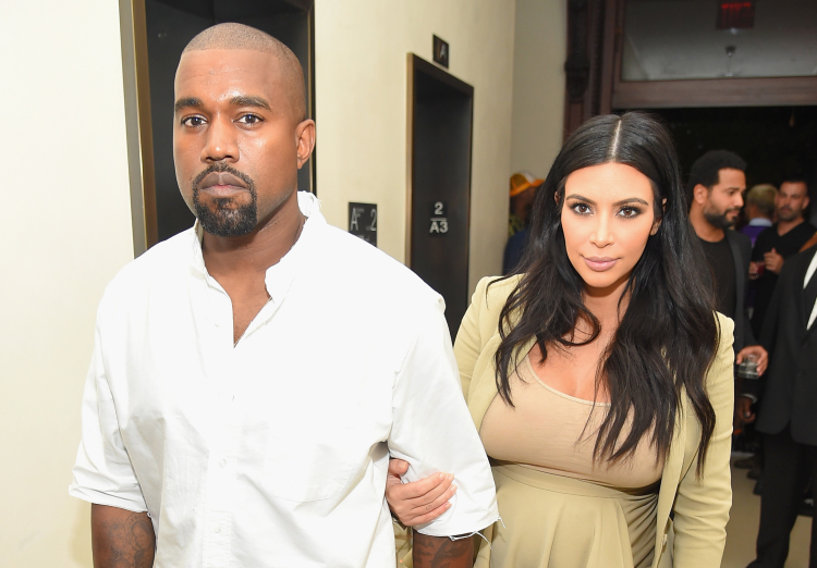Kim Kardashian and Kanye West Didn't Film Birth of Saint ...