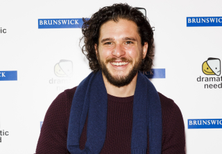 Kit Harington Shaves His Beard, Proves He Needs His Beard