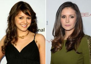 'Vampire Diaries' Newbie Leslie-Anne Huff Is Nina Dobrev's Doppelganger