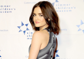 "Lucy Hale: Pretty Little Liars Beauty Expectations Can Be ""Unhealthy"""