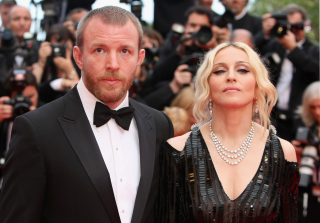 "Madonna Worried Ex Guy Ritchie Is ""Trying to Brainwash"" Their Son — Report"