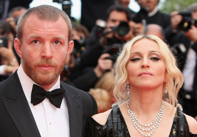 madonna guy ritchie son rocco