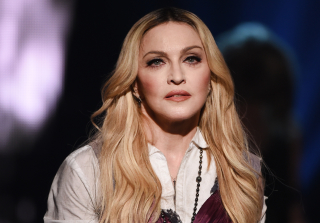 Madonna Gets Weepy Over Custody Battle During Performance (VIDEO)