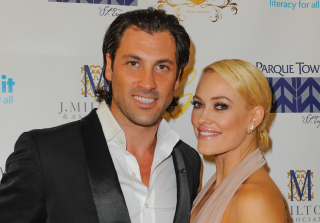 Maksim Chmerkovskiy & Peta Murgatroyd\'s Engagement Party Is Amazing (PHOTO)