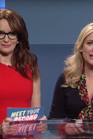 snl amy poehler and tina fey meet your second wife great
