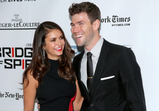 Nina Dobrev & Austin Stowell Spend First Christmas Together (PHOTOS)