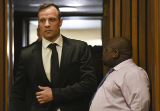 Oscar Pistorius Rushed to Hospital After Slipping, Denies Suicide Attempt