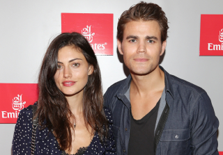 Paul Wesley & Phoebe Tonkin Post Adorable Photos of Each Other