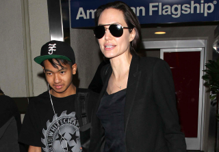 Pax Jolie-Pitt Injures Leg in Thailand During Family Holiday Vacation — Report