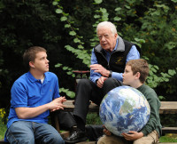 Global Elders Enlist Their Grandchildren's Help On Climate Change
