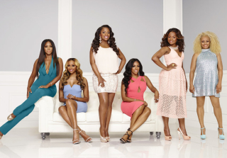 Kenya Moore Thinks Phaedra Parks Is Lying About Her Prison Visit