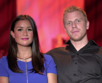 Sean and Catherine Lowe on Marriage Boot Camp