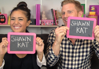 "Sean & Catherine Lowe Play ""SeanCat or ShawnKat?"" (VIDEO) — Exclusive"