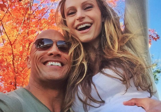 The Rock & 6 Other Celeb Parents Celebrating Christmas With Their Kids (PHOTOS)