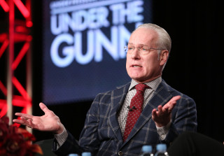 "Tim Gunn Blasts ""Vulgar"" Kardashians, Kanye West, and Caitlyn Jenner"