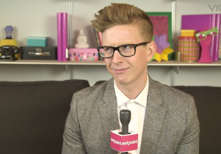 How SNERVOUS Did These 2015 Moments Make Tyler Oakley? (VIDEO) — Exclusive
