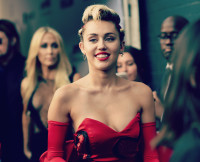 World AIDS Day, Miley Cyrus