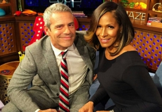 Andy Cohen Chased Sheree Whitfield to Get Her Back on 'RHoA'