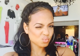 Did Christina Milian Hint at Hooking Up With Leonardo DiCaprio?
