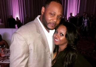 Ed Hartwell and Keshia Knight Pulliam