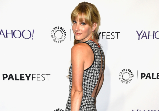 Pregnant Heather Morris Is Ready to Pop (PHOTOS)