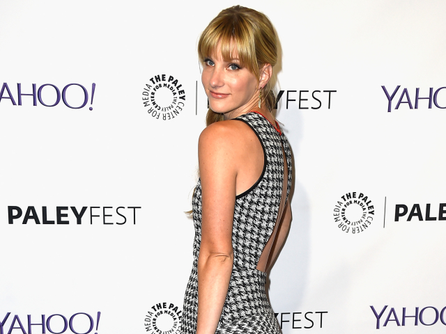 Heather Morris Arrives at The Paley Center For Media's 32nd Annual Paleyfest LA on March 13, 2015 in Hollywood