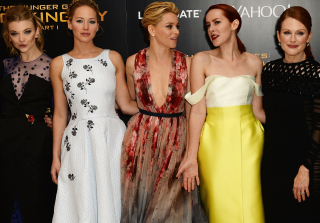 \'Hunger Games\' Actress Jena Malone Pregnant — See Her Bump! (PHOTO)