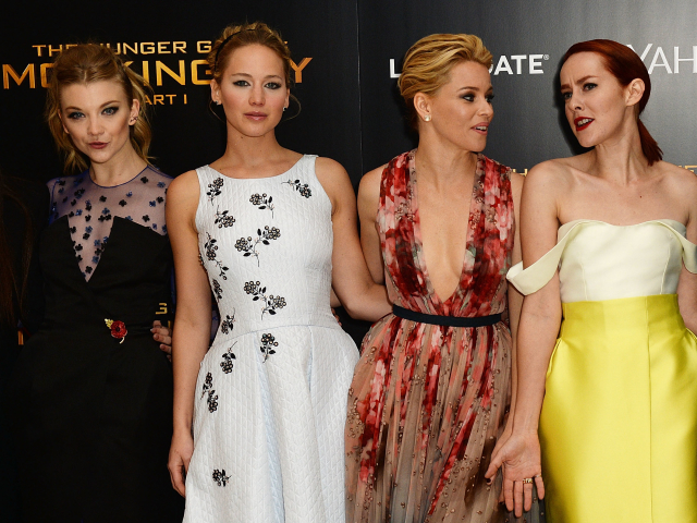 """The Hunger Games: Mockingjay Part 1"" - World Premiere - Red Carpet Arrivals"