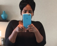 Kelly Price Guess Who Selfie