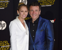 Kym Johnson & Robert Herjavec