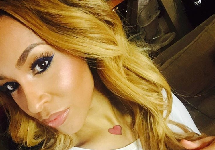 Love & Hip Hop Star Amina Buddafly