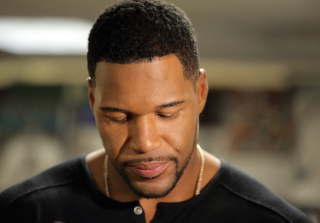 Michael Strahan Is in a Trial Marriage With a Strip Club Waitress — Report