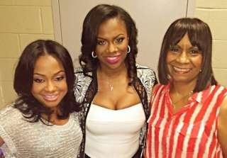"Kandi Burruss on Phaedra Parks: ""We Don't Really Have a Relationship"""