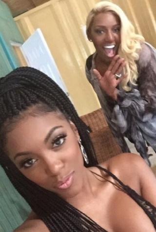 Porsha and Williams and NeNe Leakes