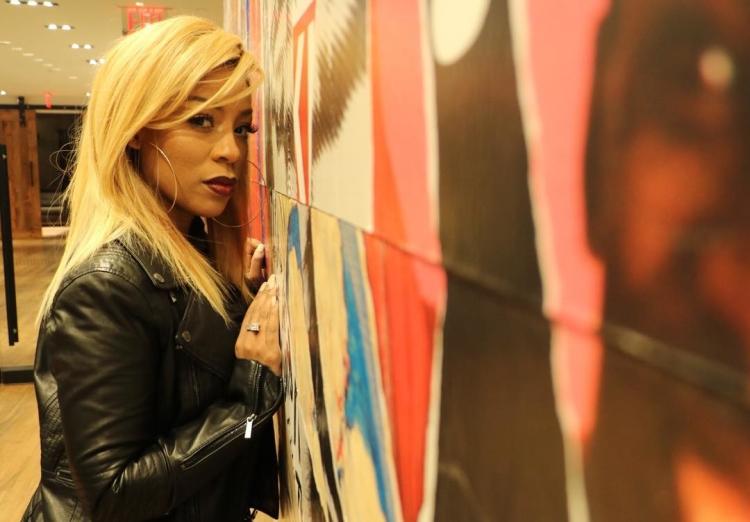 Singer and TV Star K. Michelle