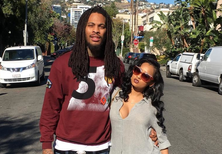 Waka Flocka Flame and Wife Tammy Rivera