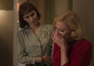 ABC Refuses to Air 'Carol' Ad Because of Same-Sex Love Scene — Report