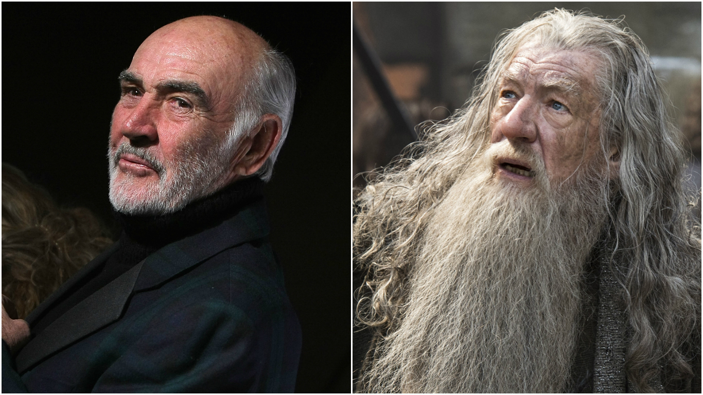 10 Actors Who Almost Played Iconic Movie Roles Jason Connery Lord Of The Rings