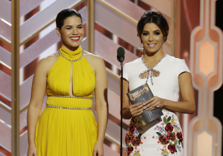 Golden Globes 2016: MTV Australia Tweets Racist Comment about America Ferrera & Eva Longoria