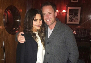 Sorry Everyone, But Andi Dorfman and Chris Harrison Probably Aren't Dating