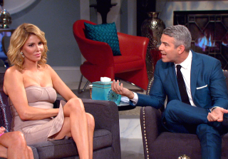 "Brandi Glanville: I Was Fired From 'RHOBH' For Telling Andy Cohen to F—k Off"" (VIDEO)"