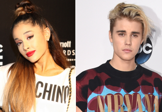 "Ariana Grande Shoots Down Justin Bieber Come-On: ""LOL No"""