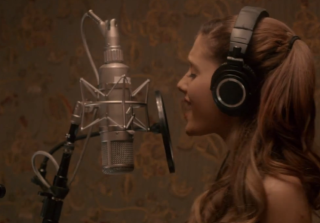 "Ariana Grande & Ex Nathan Sykes Back Together on Duet ""Over And Over Again"" (VIDEO)"