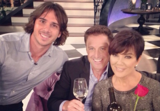 "Kris Jenner Finally Responds to Ben Flajnik Rumors: ""We're Very Good Friends"""
