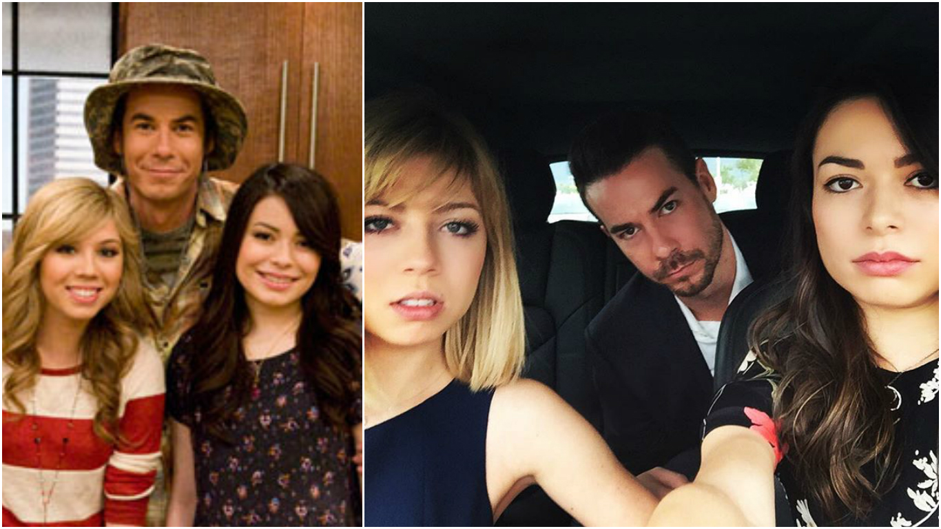 Are jennette and nathan dating 4