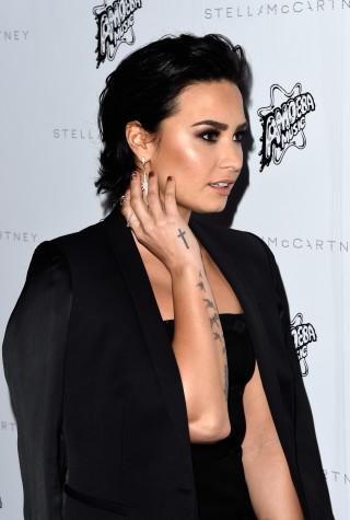Celebrity transformations, Demi Lovato