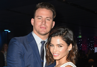 Channing & Jenna Dewan Tatum Recreate \'Step Up\' Dance Scene