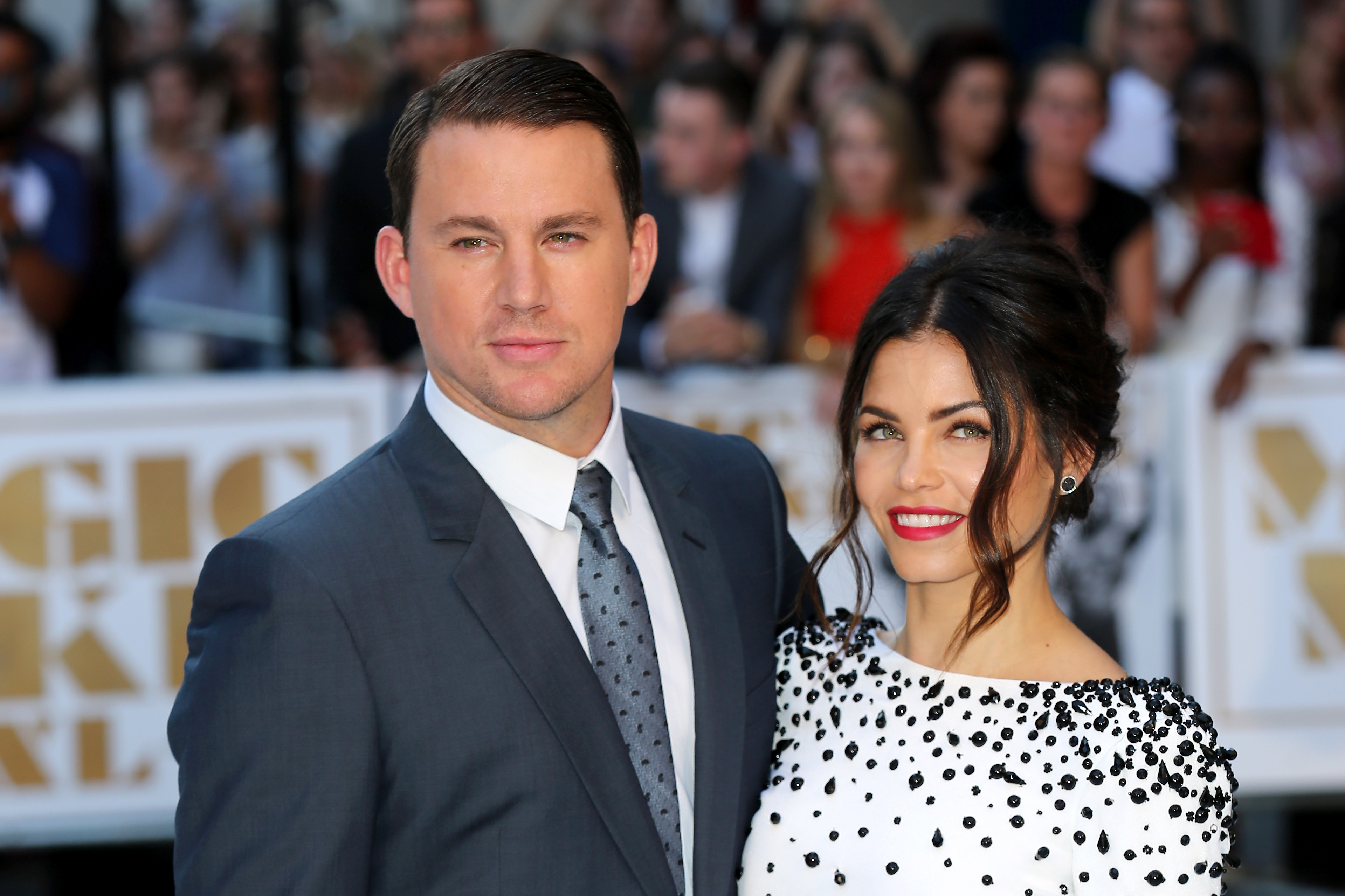 Image result for Channing and Jenna Dewan Tatum